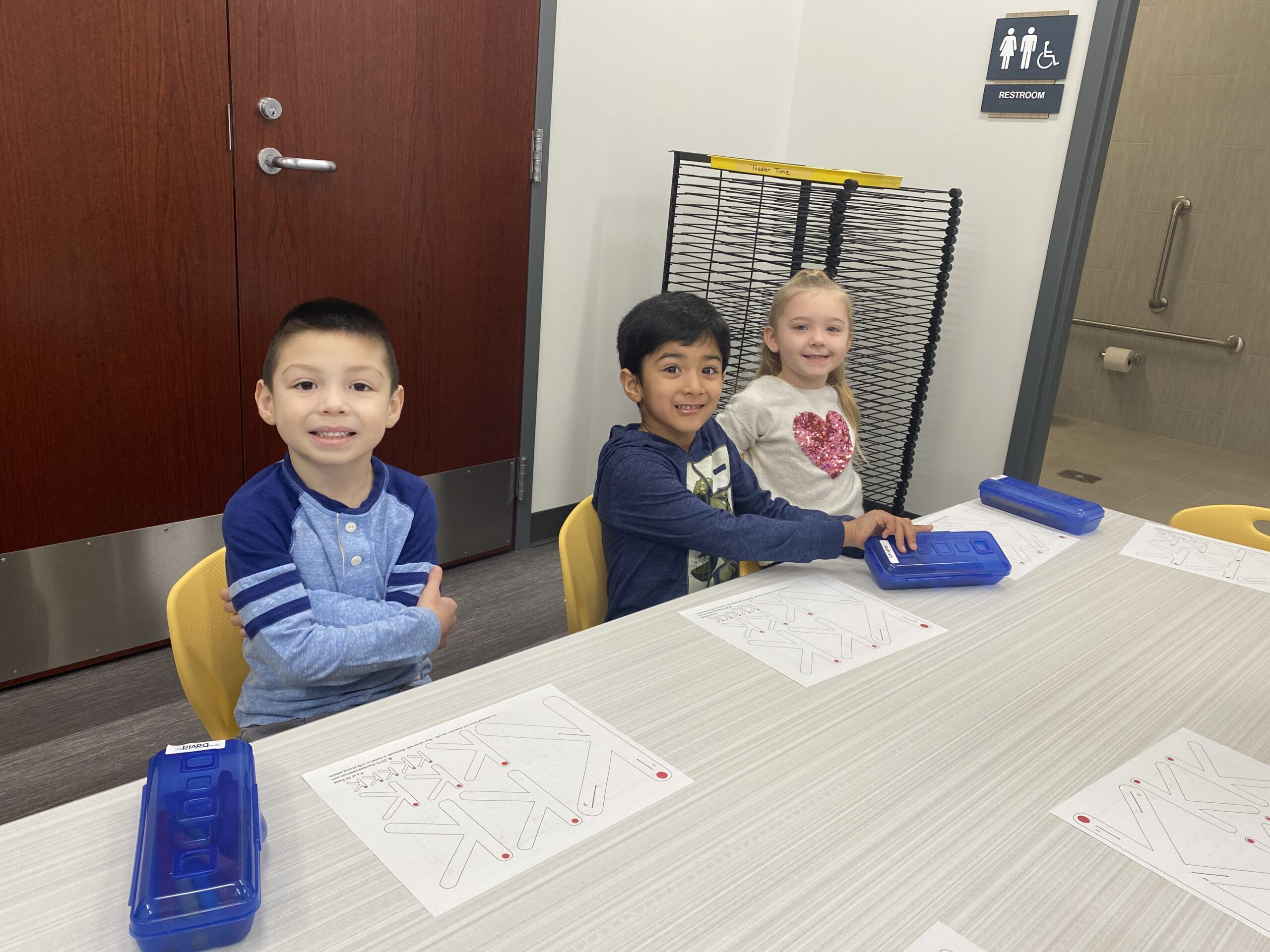 Fours and Fives Preschool