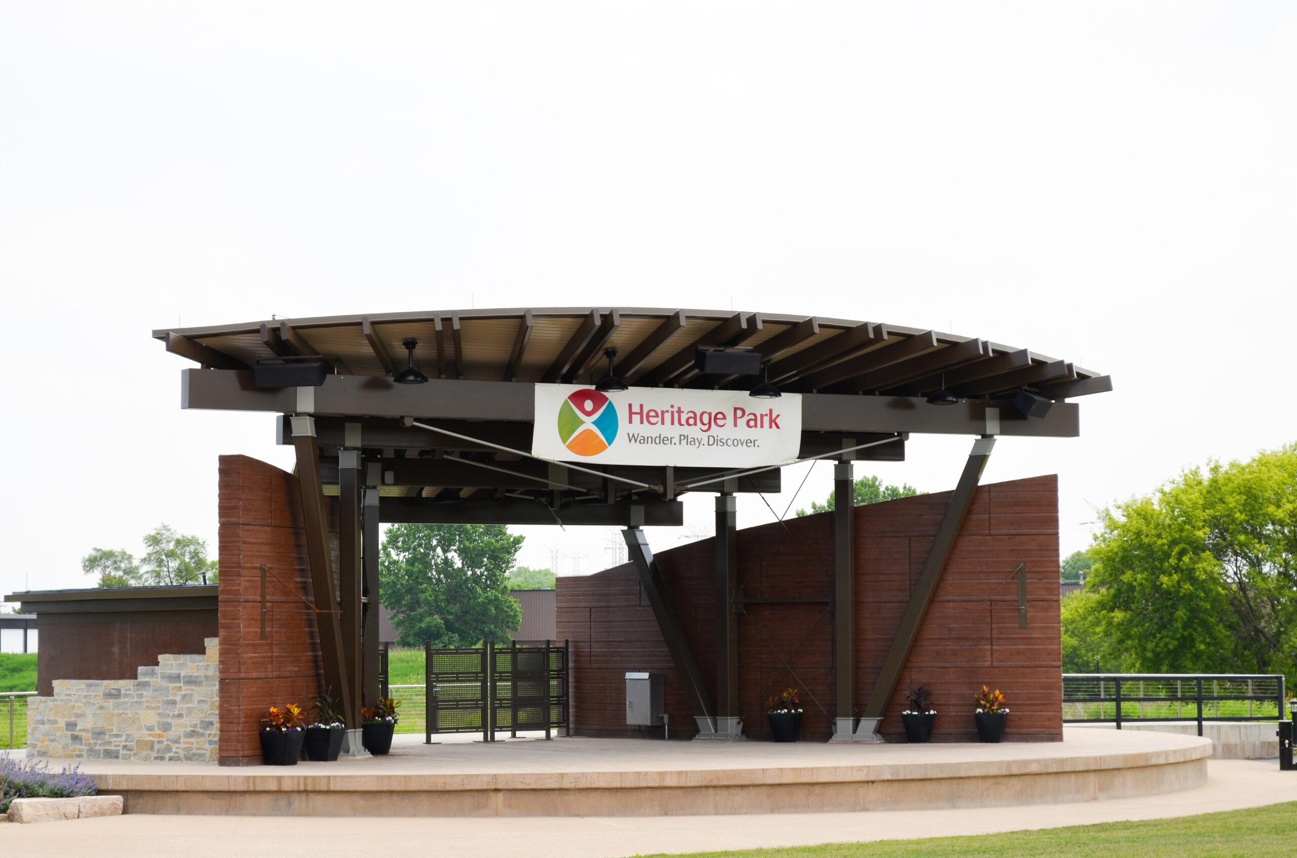 Performance Pavilion